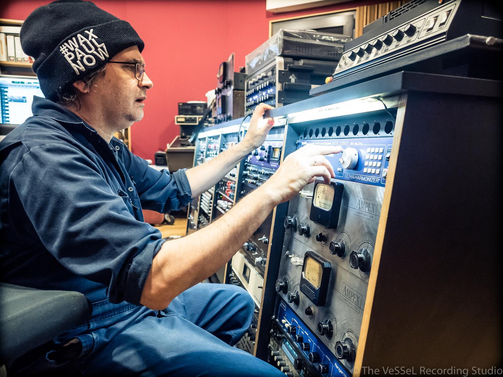 Steve Albini Sound by Side